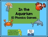 Short Vowels {Ocean Animals}