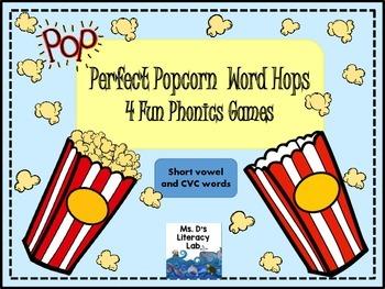 CVC Games (Popcorn)