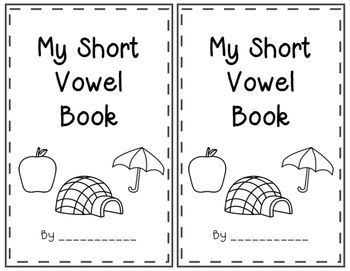 Short Vowels: Phonics Games and Activities for K/1