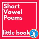 Short Vowel Poems (Little Book): a, e, i, o, u