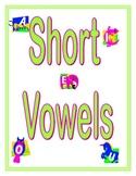 Short Vowels Practice