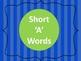 Short Vowels QR Code  & Clip Charts
