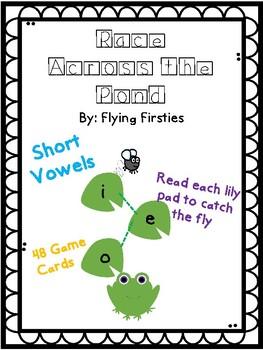 Short Vowels- Race Across the Pond