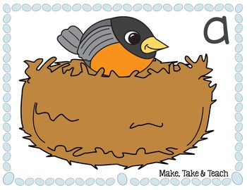 Short Vowels - Robin's Nest