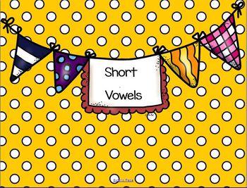 Short Vowels SmartBoard File