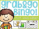 Short Vowels Solo Bingo