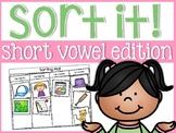 Short Vowels Sort It
