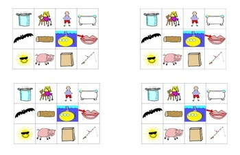 Short Vowels: Sort and write words with /a/, /i/, /o/ and /u/