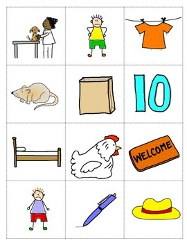 Short Vowels: Sort and write words with /e/ and /a/