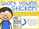 Short Vowels Stickem'