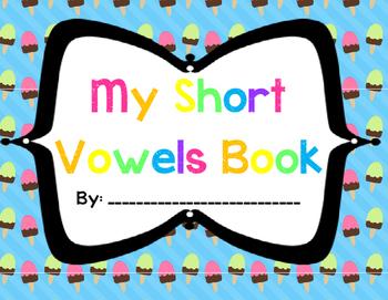 Short Vowels Student Book