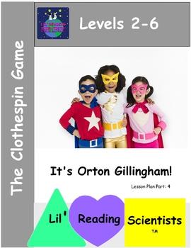 A FREEBIE - Short Vowels -  Clothespin Task Cards (OG)