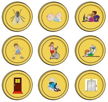 Short Vowels Treasure Hunt [Center Activity]