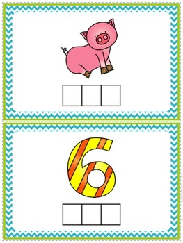Short Vowels Word Building Pack {A, E, I, O, U}