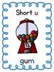 Short Vowels Word Families Bundle