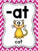 Short Vowels Word Families Posters
