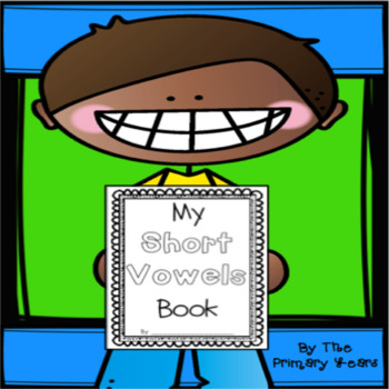 Short Vowels Word Work Book