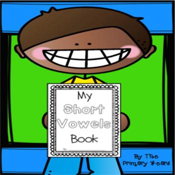 Short Vowels Word Work Book