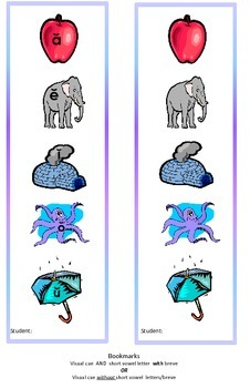 Short Vowels and Multisensory Activities