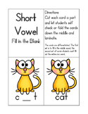 Short Vowels and cvc Practice