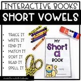 Short Vowels cvc | Interactive Phonics Books | Phonics