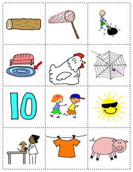 Short Vowels: /e/ or not?  Sort and Write