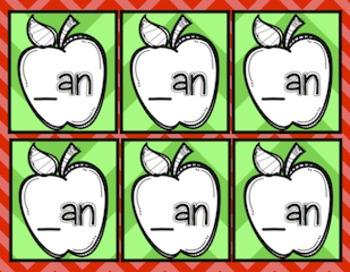 Short a Apple Sort