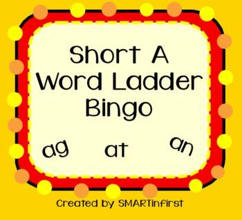 Short a Bingo Ladders