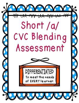 Short /a/ CVC Blending Assessment
