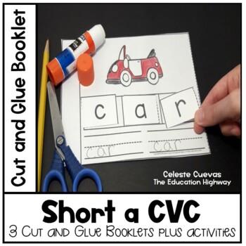 Short a CVC Booklets & Activities