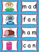 Short a CVC Words Interactive Activity Pack