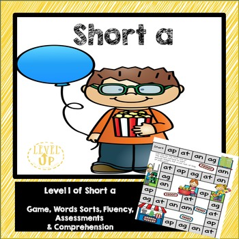 Short a Game and Word Sort