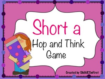 Short a Hop and Think Game