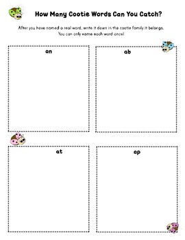 Short /a/ Learning Centers for McGraw-Hill Reading Wonders Gr1 Unit1 Wk1