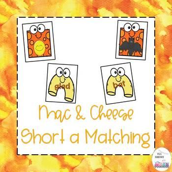 Short a Mac & Cheese Matching