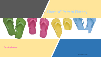 "Short ""a"" Pattern Fluency"