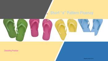 """Short """"a"""" Pattern Fluency"""