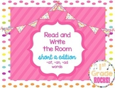 Short a Read and Write the Room