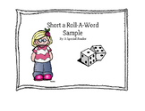 Short a Roll a Word Sample