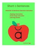 Short a Sentences