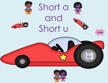 Short a - Short u
