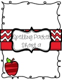 Short a Vowel Spelling Packet