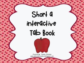 Short a Tab Book