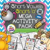 Short A Mega Activity Pack