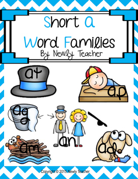 Short a Word Family