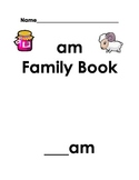 Short a Word Family Books