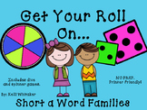 Short a Word Family: Get Your Roll On