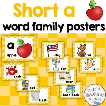 Short a Posters