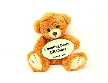 Counting Bears 1-5 QR Codes