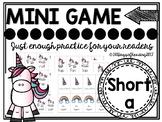 Short a game (CVC)
